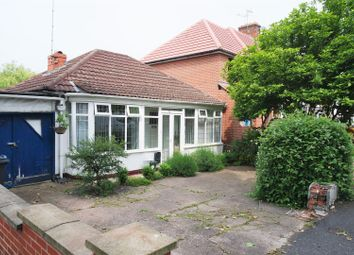 Thumbnail 3 bed detached bungalow for sale in Cole Valley Road, Birmingham