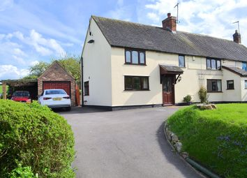 Thumbnail 3 bed cottage for sale in Borough Lane, Longdon, Rugeley