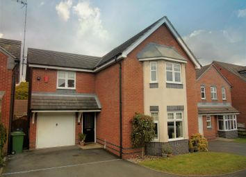 Thumbnail 4 bed detached house for sale in Bluebell Hollow, Stafford