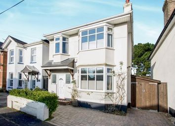 Thumbnail 4 bedroom detached house for sale in Moordown, Bournemouth, Dorset