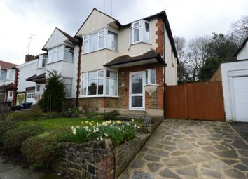 Thumbnail 3 bed semi-detached house for sale in Birley Road, London
