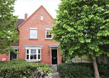 Thumbnail 3 bedroom end terrace house for sale in Dextor Close, Canterbury
