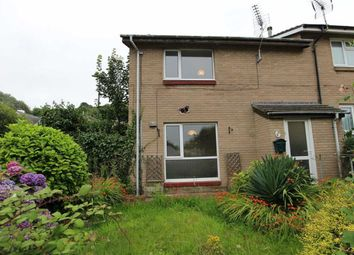 Thumbnail 2 bed end terrace house for sale in Heol Tyn-Y-Fron, Penparcau, Aberystwyth