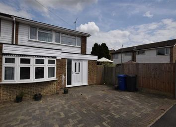 Thumbnail 4 bedroom semi-detached house to rent in Bure, East Tilbury, Tilbury