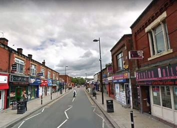 Thumbnail Retail premises for sale in Manchester M40, UK