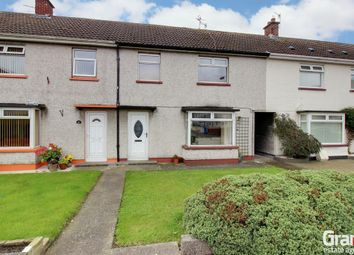 Thumbnail 3 bed terraced house for sale in Quinton Park, Newtownards