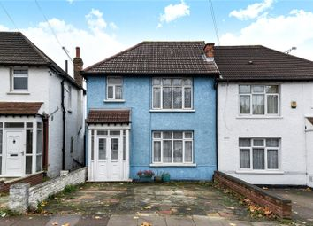 Thumbnail 3 bed semi-detached house for sale in Upsdell Avenue, Palmers Green, London
