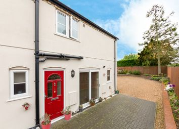 Thumbnail 3 bed end terrace house for sale in Overcote Lane, Needingworth, St. Ives, Huntingdon