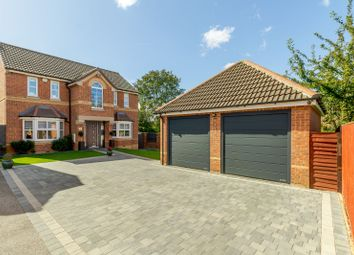 Thumbnail 4 bed detached house for sale in Holmshaw Close, Edenthorpe, Doncaster