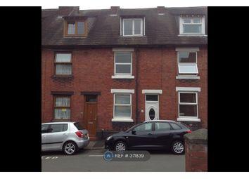 Thumbnail 4 bed terraced house to rent in Shoobridge Street, Leek