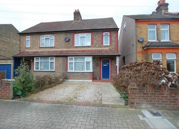 Thumbnail 3 bedroom semi-detached house for sale in Birkbeck Road, Beckenham, Kent