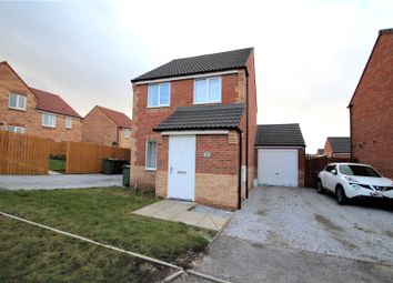 3 bed detached house for sale in Arnall Close, Knottingley, West Yorkshire WF11