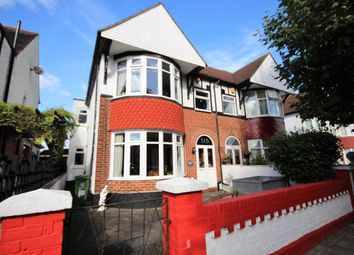 Thumbnail 4 bed semi-detached house for sale in Kirby Road, Portsmouth