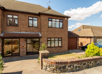 Thumbnail 3 bedroom semi-detached house for sale in Cerne Road, Gravesend