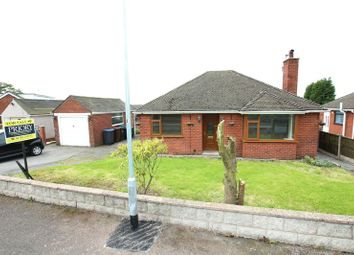 Thumbnail 2 bed detached bungalow for sale in Stoneyfields, Biddulph Moor, Stoke-On-Trent