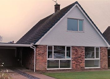 Thumbnail 3 bed detached house for sale in The Paddocks, Newark