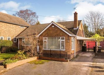 Thumbnail 2 bed bungalow for sale in Thoresby Road, Bramcote, Nottingham, Nottinghamshire