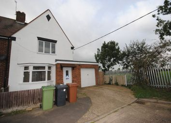 Thumbnail 3 bed end terrace house for sale in 19 Poplar Road, Finedon, Northamptonshire