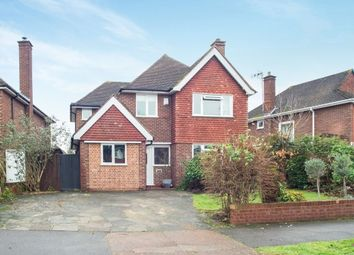 Thumbnail 4 bed detached house to rent in Harefield, Esher