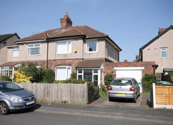 Thumbnail 3 bedroom semi-detached house for sale in Arley Avenue, Stockton Heath, Warrington