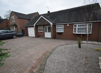 Thumbnail 4 bedroom detached bungalow to rent in The Butts, Betley, Crewe