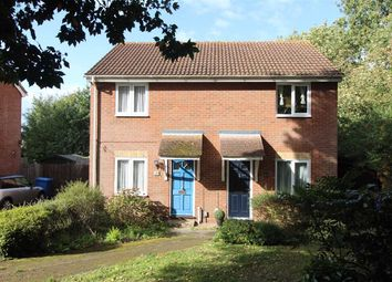 Thumbnail 2 bed semi-detached house for sale in Finbars Walk, Ipswich
