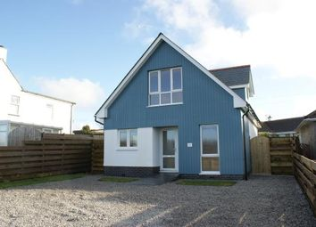 Thumbnail 3 bed detached house for sale in Sunny View, Sportsmans Road, Camelford, Cornwall