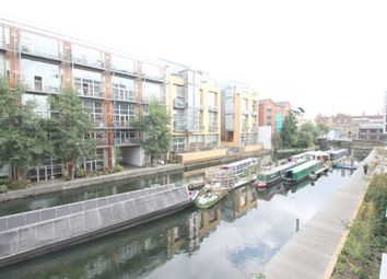 Thumbnail 2 bed flat to rent in Hertford Wharf, Hertford Road, Haggerston
