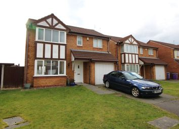 Thumbnail 4 bed detached house for sale in Merrydale Drive, Liverpool, Merseyside