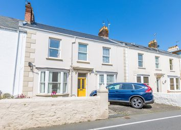 Thumbnail 3 bed terraced house for sale in Nocq Road, St. Sampson, Guernsey