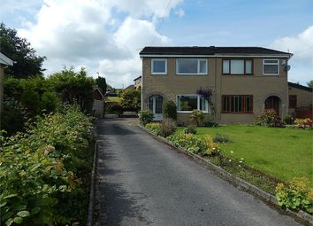 Thumbnail 3 bed semi-detached house for sale in Lachman Road, Trawden, Lancashire