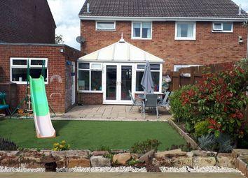 Thumbnail 3 bed semi-detached house for sale in Barnston, Ashington