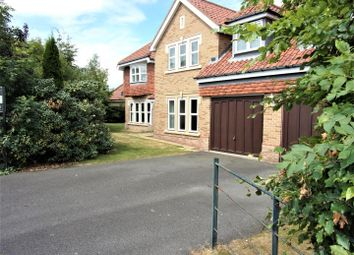 Thumbnail 5 bed detached house for sale in Embleton Grove, Wynyard, Co Durham