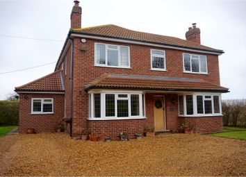 Thumbnail 3 bed detached house for sale in Laughton, Gainsborough