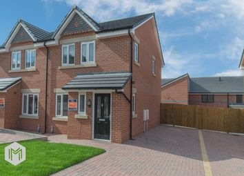 Thumbnail 3 bedroom semi-detached house for sale in Greenwood Mews, Horwich, Bolton