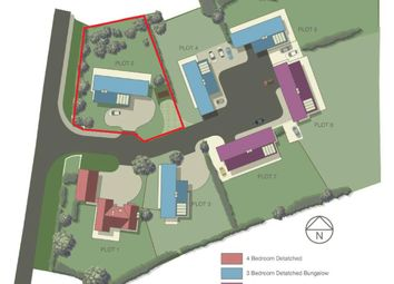 Thumbnail Land for sale in Building Plot At St Mary'S Court, Wreay, Carlisle, Cumbria