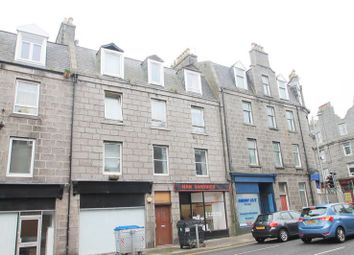 Thumbnail 1 bed flat for sale in 43, Victoria Road, First Left, Torry, Aberdeen AB119Ls