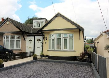 Thumbnail 2 bed semi-detached bungalow for sale in Woodfield Road, Benfleet