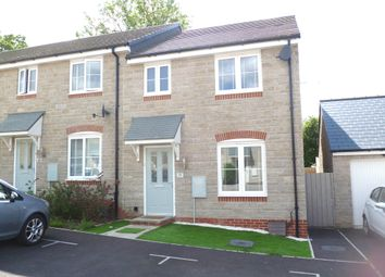Thumbnail 3 bed end terrace house for sale in Mill View, Purton, West Swindon