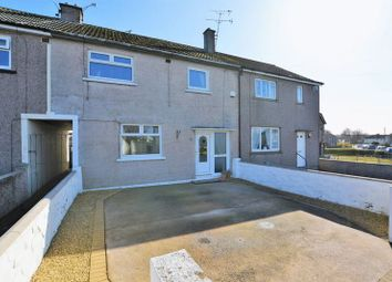 Thumbnail 3 bedroom terraced house for sale in Windsor Road, Workington
