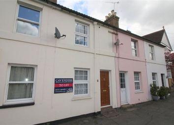 Thumbnail 2 bedroom flat to rent in High Street, Seal, Sevenoaks