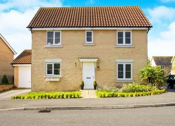 Thumbnail 4 bedroom detached house for sale in Mayfield Way, Great Cambourne, Cambridge