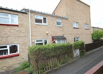 Thumbnail 3 bed terraced house for sale in Warneford Close, Swindon, Wiltshire