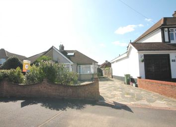 Thumbnail 4 bedroom semi-detached bungalow for sale in Belmont Road, Erith