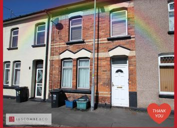 Thumbnail 2 bed terraced house to rent in Usk Street, Newport