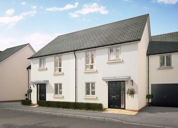 "4 bed link-detached house for sale in ""The Tulip"" at ""The Tulip"" At Swallow Field, Roundswell, Barnstaple EX31"