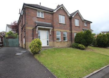 Thumbnail 3 bed semi-detached house for sale in Ashford Lodge, Newtownabbey