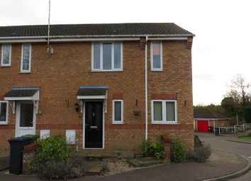 Thumbnail 3 bedroom end terrace house for sale in Southgates Drive, Fakenham