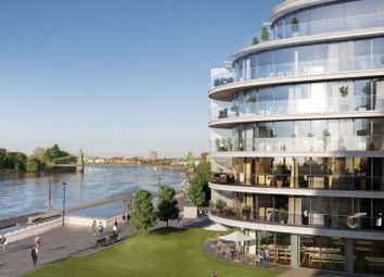 Thumbnail 3 bed flat for sale in Goldhurst House, London