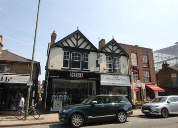 Thumbnail 1 bed property for sale in Queens Road, Weybridge
